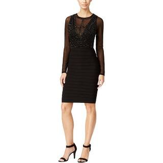 Xscape Womens Petites Party Dress Illusion Beaded - 12P https://ak1.ostkcdn.com/images/products/is/images/direct/b0e496c83a2c72d9c0c66122f95a4a840ee14167/Xscape-Womens-Petites-Party-Dress-Illusion-Beaded.jpg?impolicy=medium