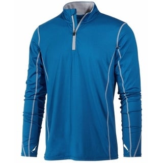 Ideology NEW Blue Mens Size 3XL Pull-Over Sweatshirts Athletic Apparel