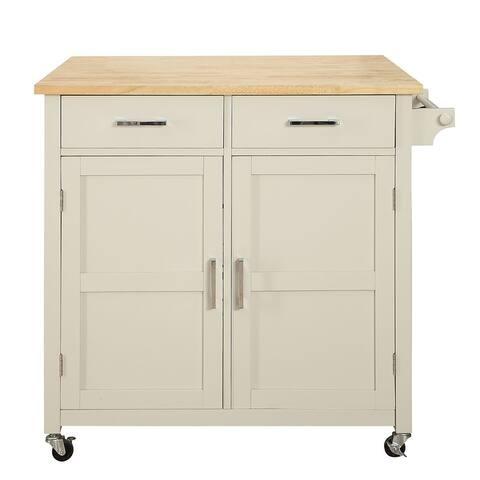 "Kitchen Cart 36""Lx32""Wx36""H. By Belray"