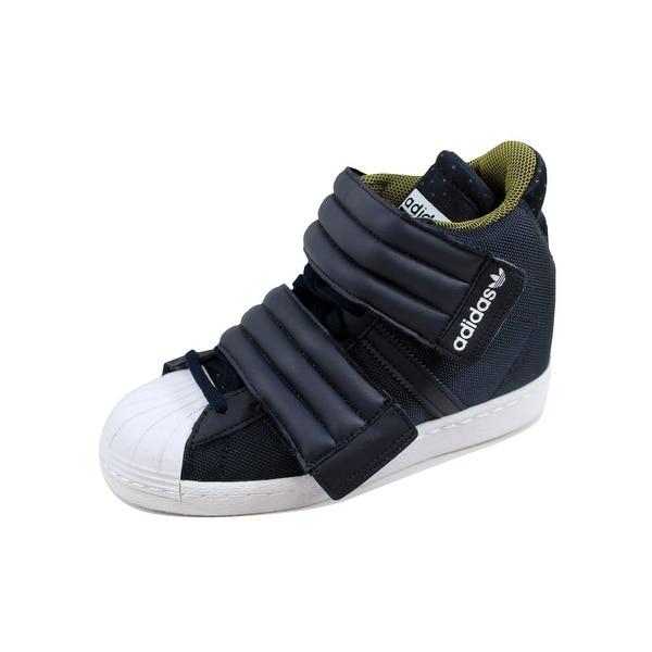Adidas Women's Superstar Up 2Strap W Legend Ink/White Navy S82794