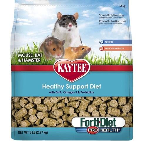 Kaytee Forti-Diet Pro Health Mouse/Rat 5lb