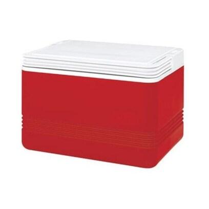 Igloo 43358 Legend 12 Hard Sided Cooler, 9 Quart, Red