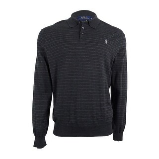 Polo Ralph Lauren Men's Collared Pima Sweater - XL