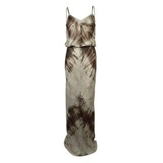 Vince Camuto Women's Tie-Dye Blouson Dress