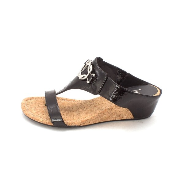 Impo Womens gwyenth Open Toe Formal Slide Sandals - 7.5