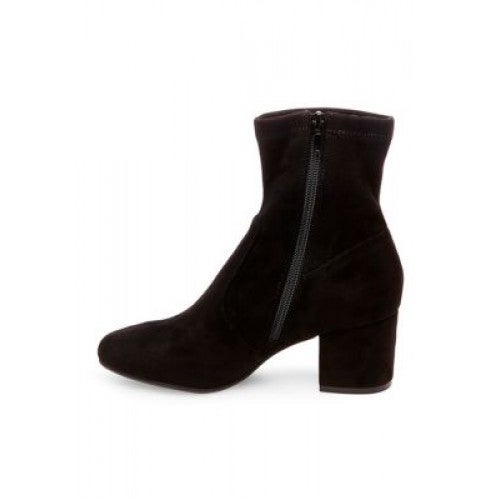 Steve Madden Womens IRVEN Fabric Closed Toe Ankle Fashion Boots - 6