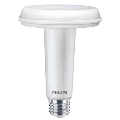 Philips 452417 BC9.5BR30/SLIM/2700 SlimStyle 9.5W BR30 LED Soft white Dimmable Bulb