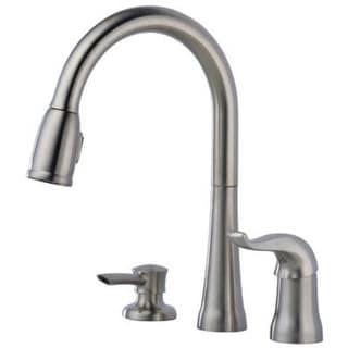 Delta 16970-SSSD-DST Single Handle Pulldown Kitchen Faucet