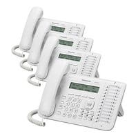 Panasonic KX-NT543 (4 Pack) 3 Line IP Phone