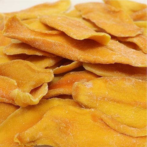 The Nut Garden Mango, Juice Sweetened Bulk Candy 5 lb Bag