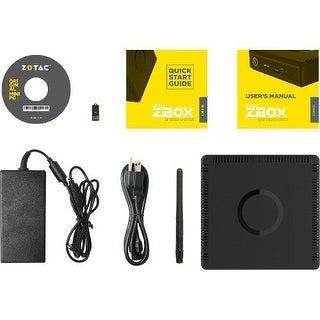 Zotac - Zbox-En31050-U-W2b