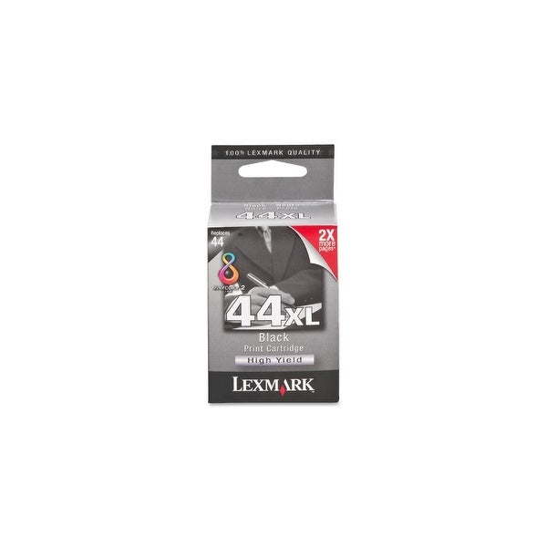Lexmark 18Y0144B Lexmark 44 High-Yield Ink Cartridge - Black