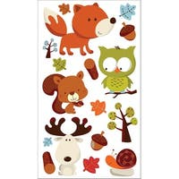 Sticko Stickers-Forest Friends