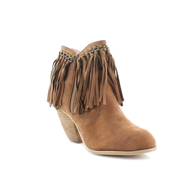 Naughty Monkey Aadila Women's Boots Tan