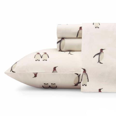Eddie Bauer Cotton Flannel Bed Sheet Sets