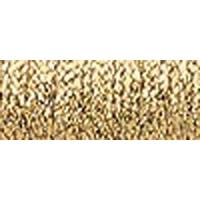 Hi Lustre Aztec Gold - Kreinik Very Fine Metallic Braid #4 12Yd