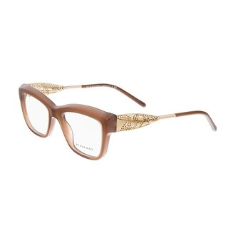 Burberry BE2211 3173 Brown Square Optical Frames - 51-19-140
