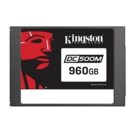 Kingston Solid State Drive SEDC500M/960G 960G DC500M 2.5 Enterprise SATA SSD Retail