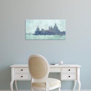 Easy Art Prints Noah Bay's 'Venice Light I' Premium Canvas Art