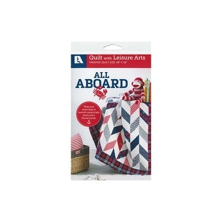 Link to Leisure Arts All Aboard Quilt Ptrn Similar Items in Notions