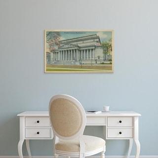 Easy Art Prints Unknown's 'National Archives, Washington, D.C.' Premium Canvas Art