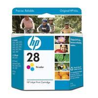 HP 28 Tri-color Original Ink Cartridge (C8728AN) (Single Pack)