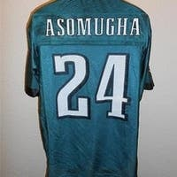 ae5fe812 Shop NO-FRONT-FLAW NNAMDI ASOMUGHA PHILADELPHIA EAGLES SMALL Reebok ...