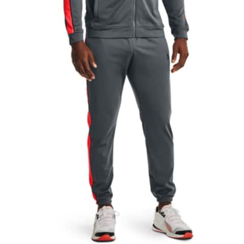 Under Armour Men's Unstoppable Track Pants Gray Size Small