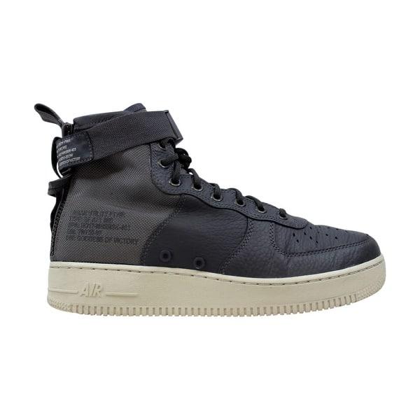 37ffd399ddb9 Nike SF AF1 Mid Dark Grey/Light-Bone Air Force 1 Special Field 917753-004  Men's