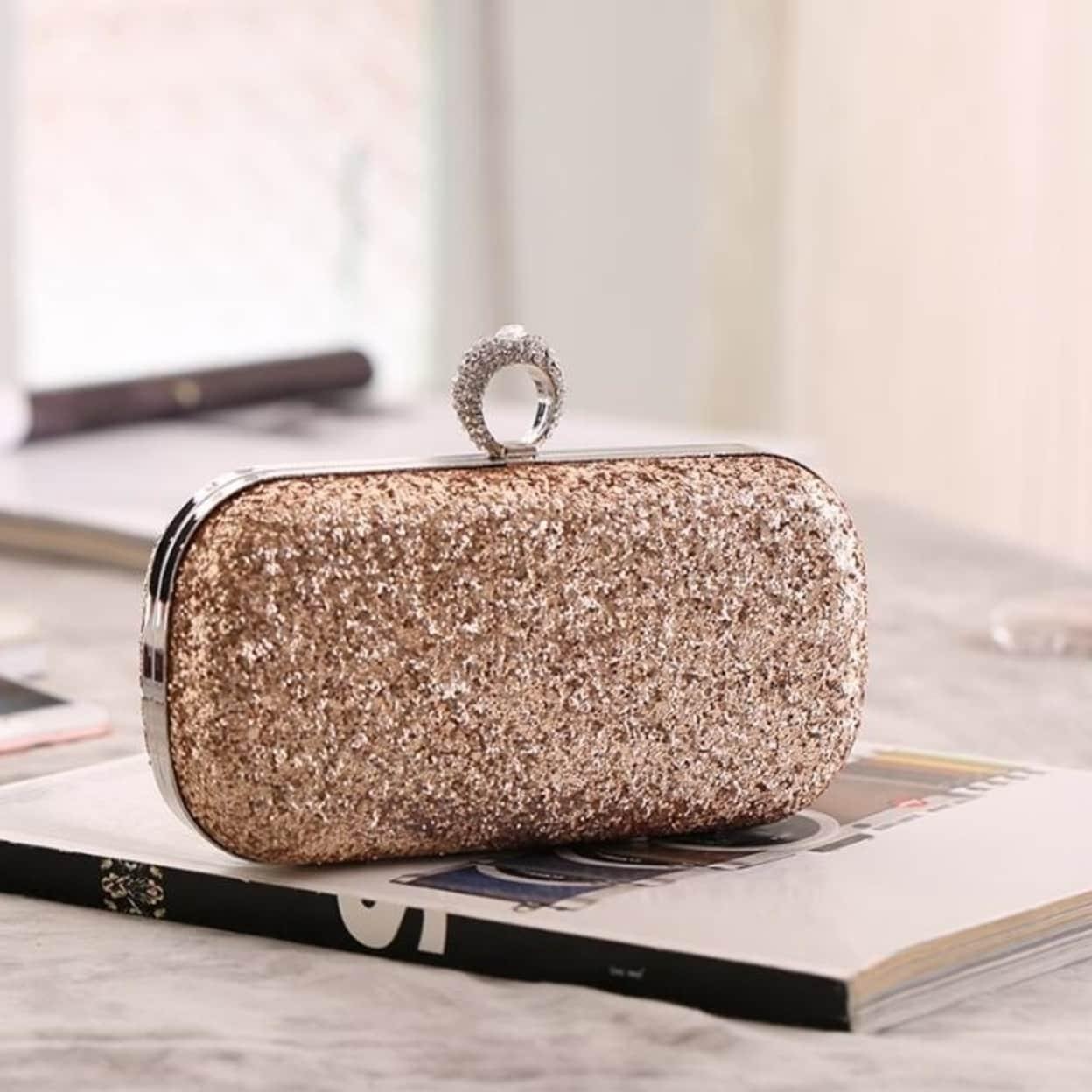 Crystal Bridal Evening Bags 0001//0002