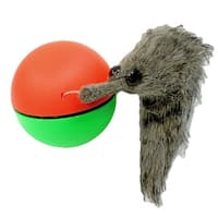 Gray Battery Power Manmade Nutria Beaver Toy for Kids