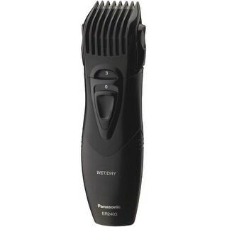 Panasonic(R) - Er2403k - Wet/Dry Hair/Beard Trim