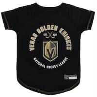 Vegas Golden Knights Pet T-Shirt - XS