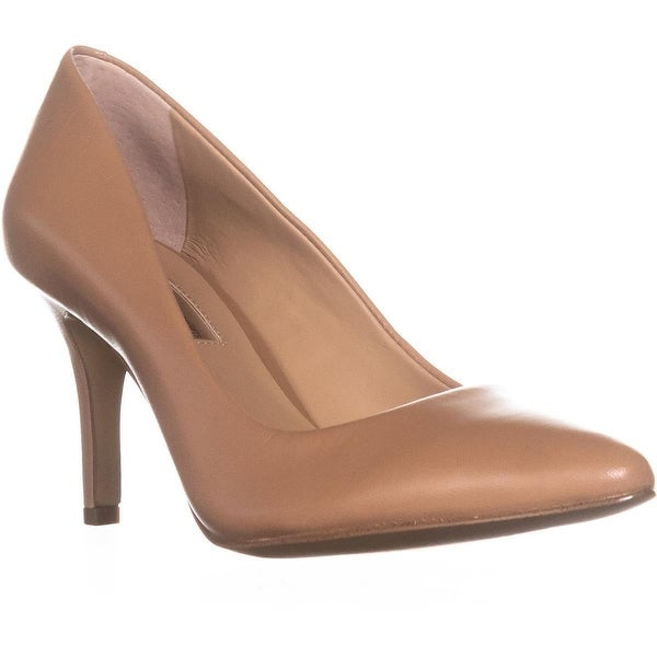I35 Zitah5 Pointed-Toe Heels, Sable