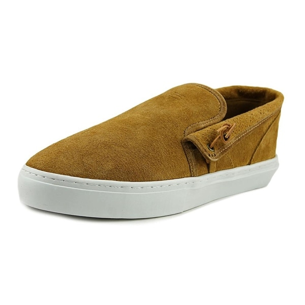 Clear Weather Lakota Suede Fashion Sneakers