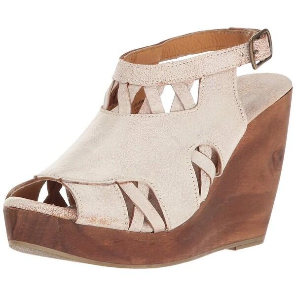 777e555a9 Shop Very Volatile Women s Sloane Wedge Sandal - 9 - Free Shipping ...