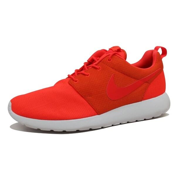 Nike Men's Rosherun Bright Crimson/Team Orange 511881-663