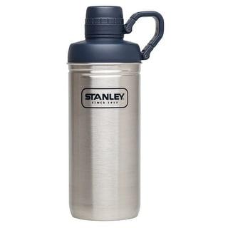 Stanley 10-02112-001 Adventure Water Bottle, Stainless Steel, 16 oz.