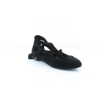 Kenneth Cole Wilhemina Women's FLATS Black