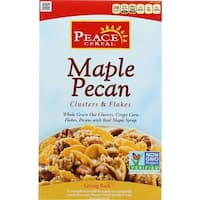 Peace Cereals - Maple Pecan Cereal ( 6 - 11 OZ)