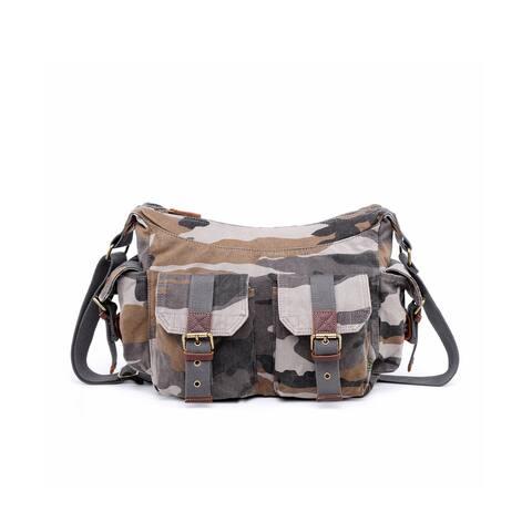 TSD Brand Renegade Camo Messenger Bag