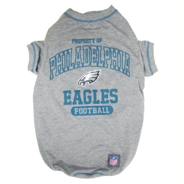 Shop Philadelphia Eagles Dog T-Shirt - Large - Free Shipping On ... cf3959951