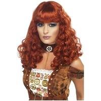 Steampunk Female Wig Adult Costume Accessory