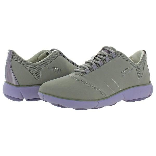 peor suspicaz Novio  Geox Respira Womens Nebula Walking Shoes Breathable Fitness - Overstock -  13119396