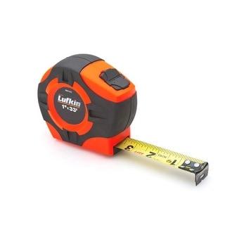 "Lufkin PHV1433 Hi-Viz Tape Measure, 1"" x 33'"