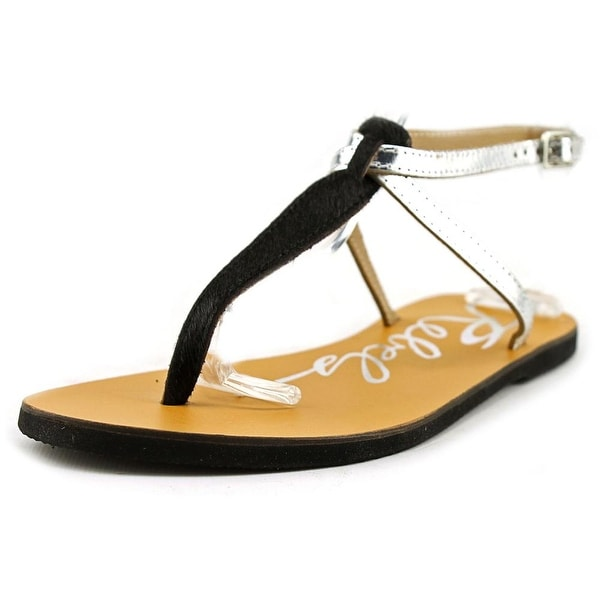 Rebels Mindi-Ph Open Toe Leather Sandals