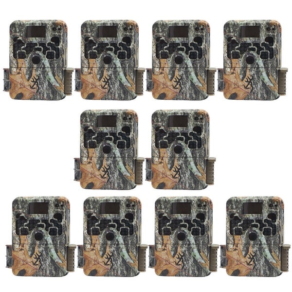 Browning Trail Cameras Strike Force HD 850 (10-Pack) - Camouflage