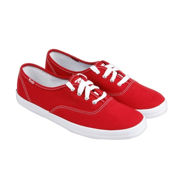 5cd03393e424 champion sneakers womens red Sale