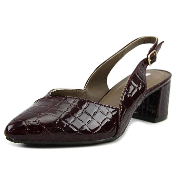 Rialto Mimi Women Bordeaux/Croco Pumps