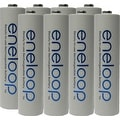 Eneloop Panasonic AAA New 2100 Cycle Rechargeable Batteries- 8 pack - Thumbnail 0